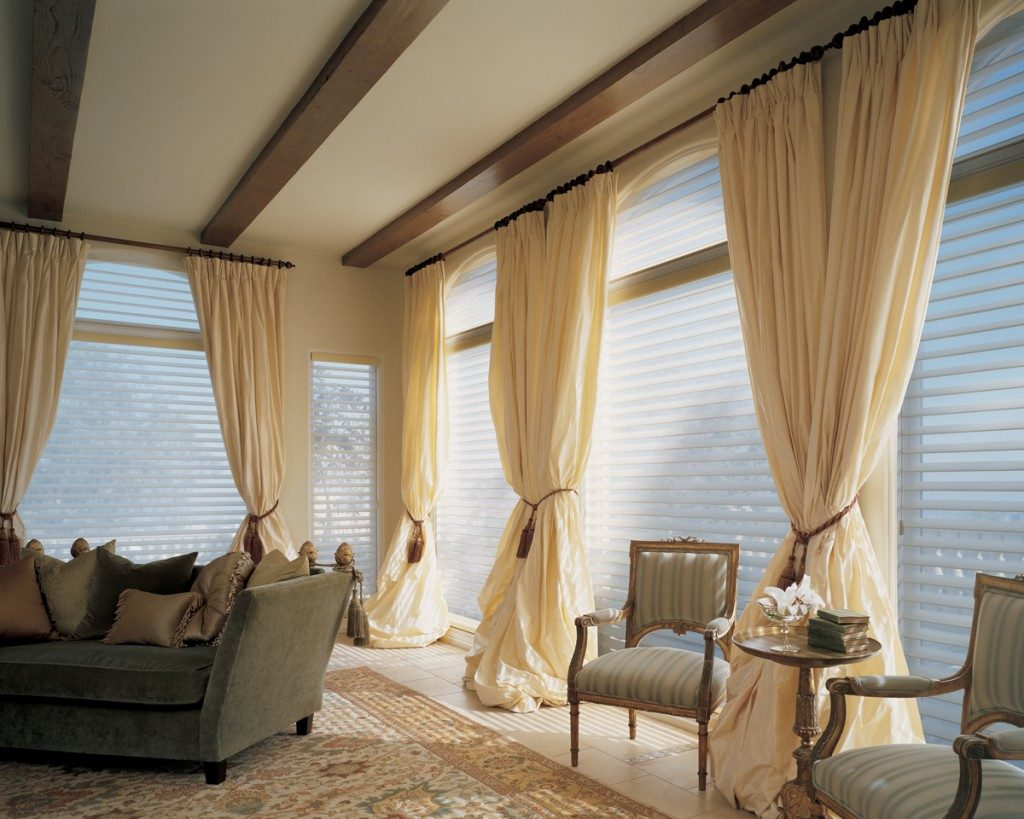 Modern window shades blinds - As An Authorized Hunter Douglas Dealer We Specialize In Offering Quality Window Coverings At Competitive Prices We Are Much More Than A Blinds