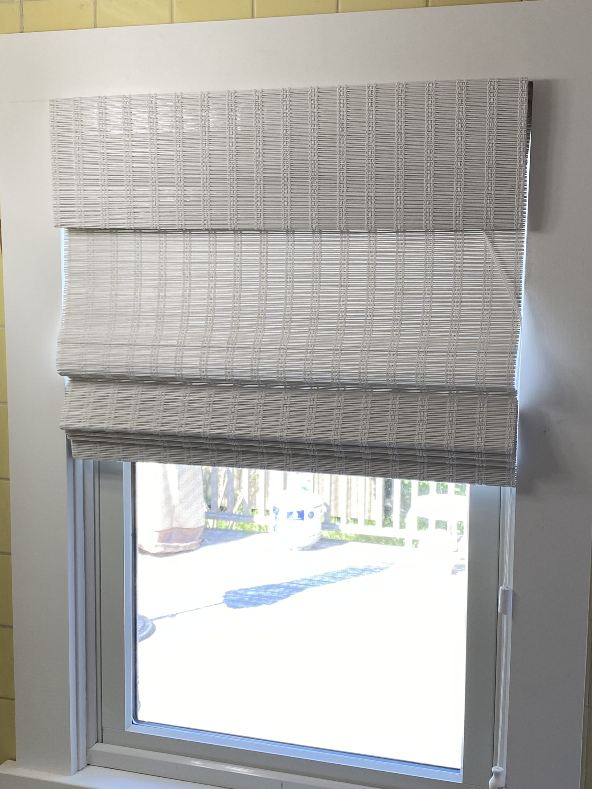 Summer Home Window Treatments